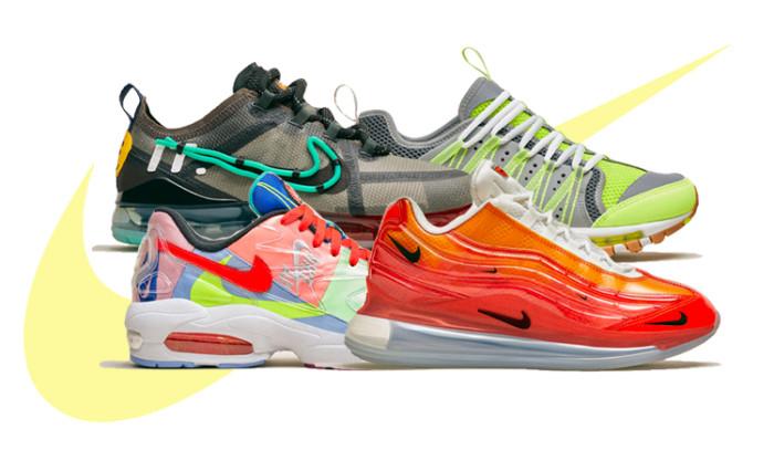Se filtran las mejores colaboraciones Nike Air Max para abril