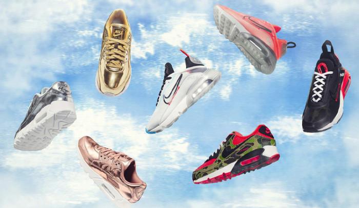 Descubre los lanzamientos exclusivos Nike Air Max Day 2020!