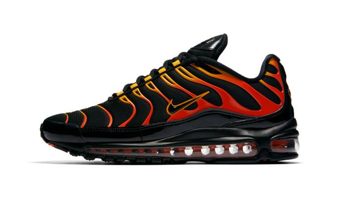 Nike Air Max 97 Plus Shock Orange I AH8144 002 I Backseries