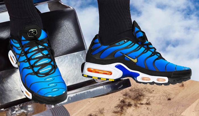 Las Nike Air Max Plus Hyper Blue ya tienen fecha de lanzamiento.