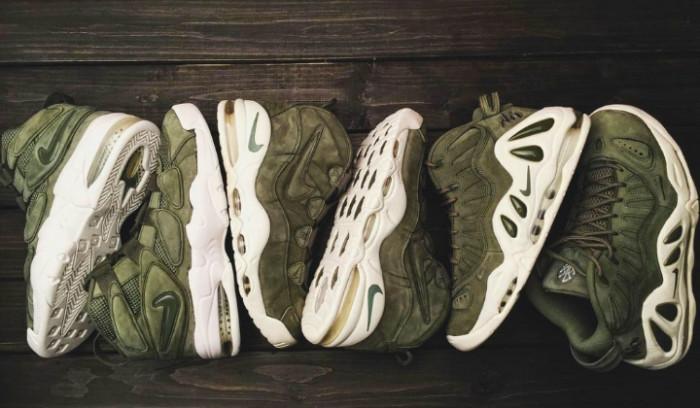 Nike Air Max Uptempo Urban Haze Collection