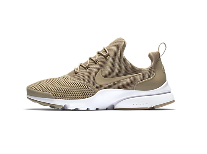 nike air presto fly khaki white backseries. Black Bedroom Furniture Sets. Home Design Ideas