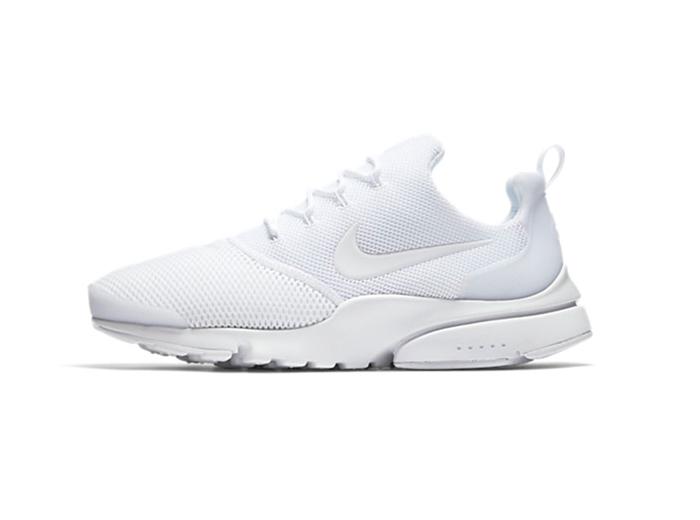 "Nike Air Presto Fly ""Triple White"""