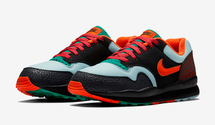 Nike Air Safari inspiradas en las Air Max 1 Supreme Tech Pack