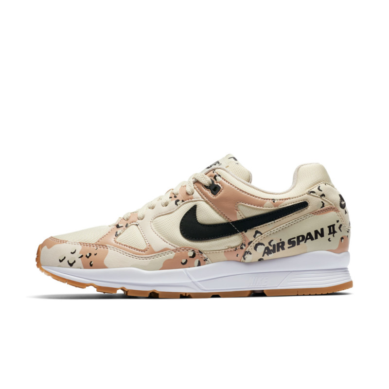 Nike Air Span II Beach Camo