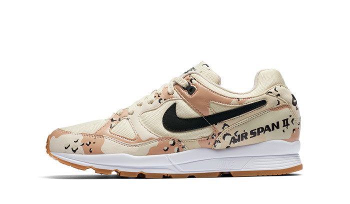 Nike Air Span II Beach Camo