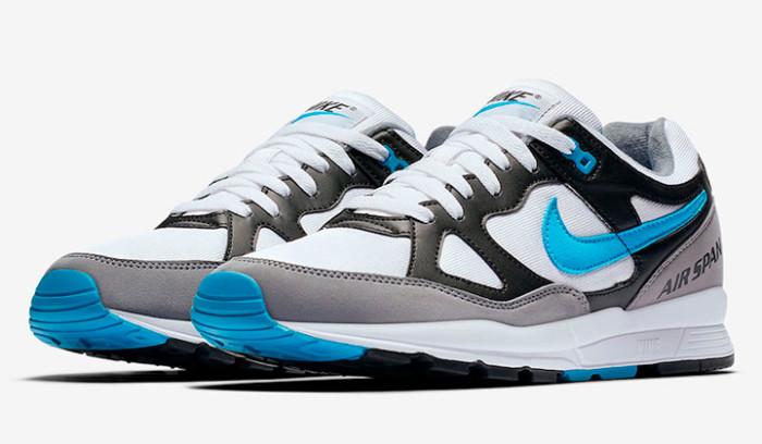 Vuelven las Nike Air Span II