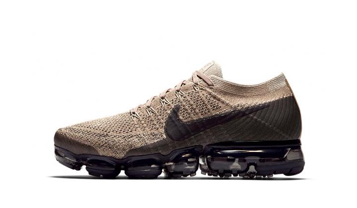 Nike Air Vapormax «Khaki/Anthracite»