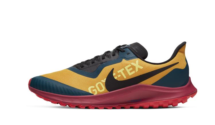 "Nike Air Zoom Pegasus 36 Trail GTX ""University Gold"" CT9137-700"