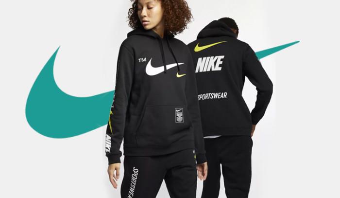 Nueva colección de ropa Nike Branded Apparel