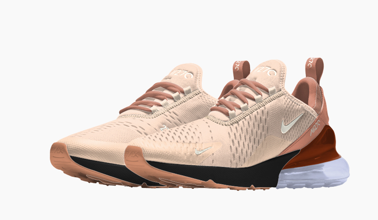 watch 15ff2 cea79 Personaliza las Nike Air Max 270 By You