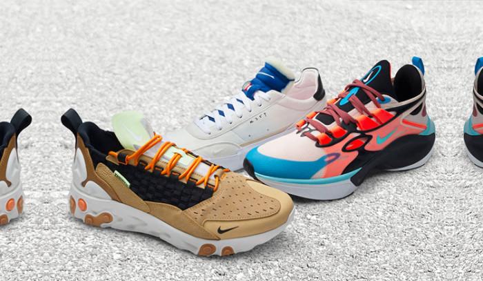 Debut de tres nuevas siluetas Nike, cañones por doquier!