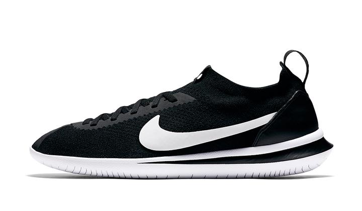 Nike Classic Cortez ahora con acabado Flyknit black