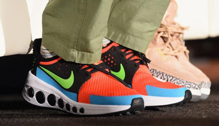 Las Nike CruzrOne debutan en 5 colores