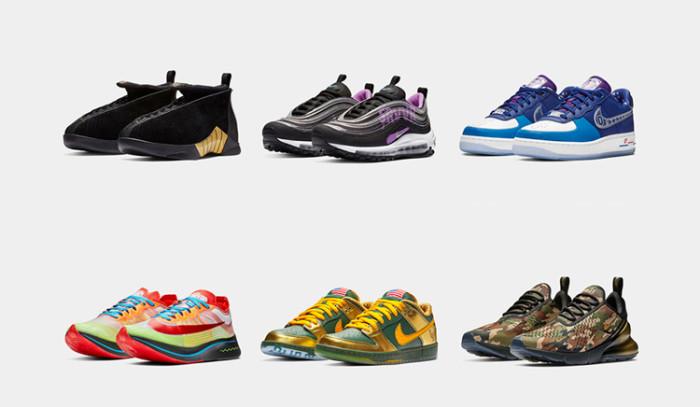 Revelados los modelos de la colección Nike Doernbecher Freestyle 2018