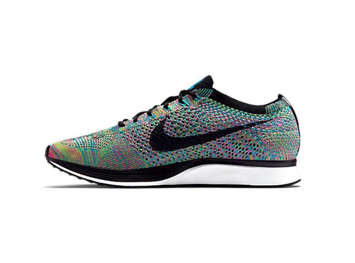 """Nike Flyknit Racer """"Multicolor"""""""