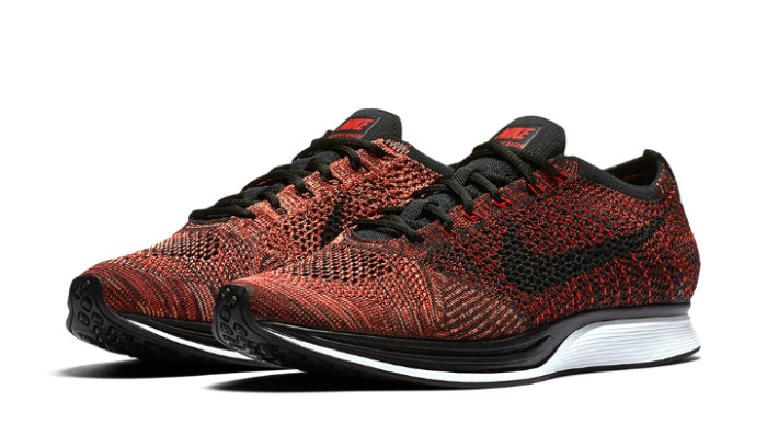 Nike Flyknit Racer University Red