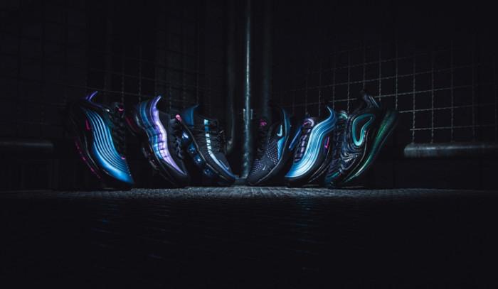 Atención al bombazo en forma de Nike Air Max Throwback Future Pack!