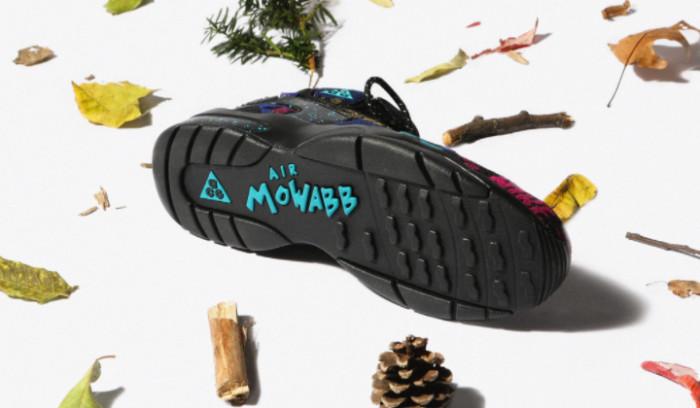 Nike ID ACG Air Mowabb Pendleton x Bodega