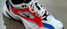 Nuevas Nike Air Monarch por John Elliot