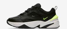 Aparecen las Nike M2K Tekno en Black Volt
