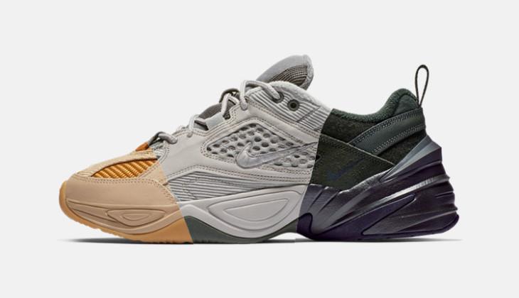 Ya disponibles tres nuevos colorways para las Nike M2k Tekno