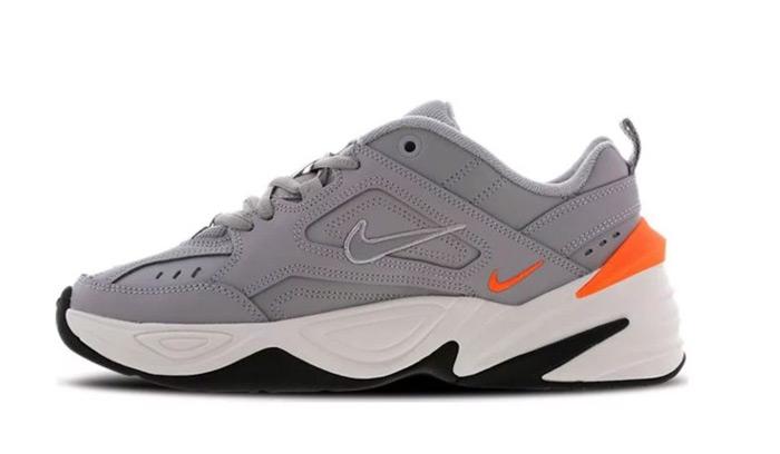 nike-m2k-tekno-orange-grey