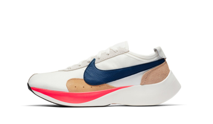 Nike Moon Racer QS White Navy