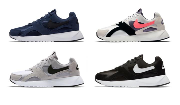Cuatro nuevos colores para las Nike Pantheos Backseries