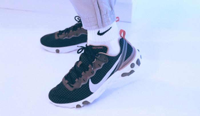 Nuevas Size? x Nike React Element 55