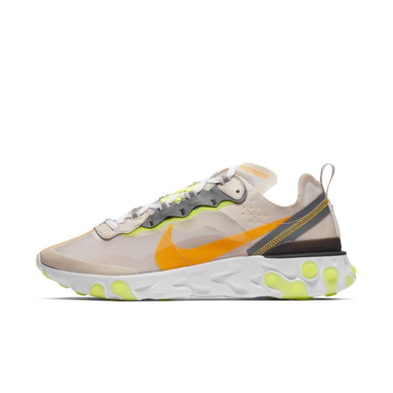 Nike React Element 87 Light Orewood
