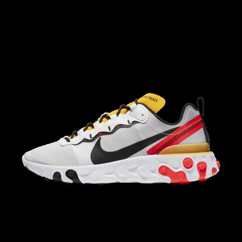 Nike React Element 55 Tour Yellow