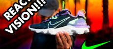BackseriesTv: Nike React Vision Review - Mejor que las Nike React Element??
