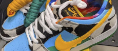 Aviso a navegantes con estas dulces Ben and Jerrys x Nike Dunk Sb Low