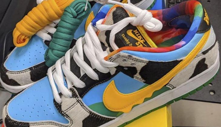Ben & Jerry x Nike Sb Dunk Low