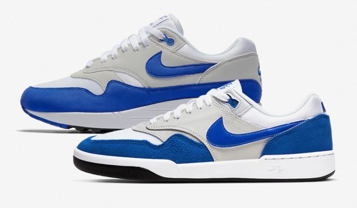 Los OG vuelven en forma de Nike SB GTS Royal Blue