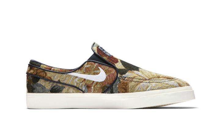 Nike SB Zoom Stefan Janoski Slip Canvas Premium drop