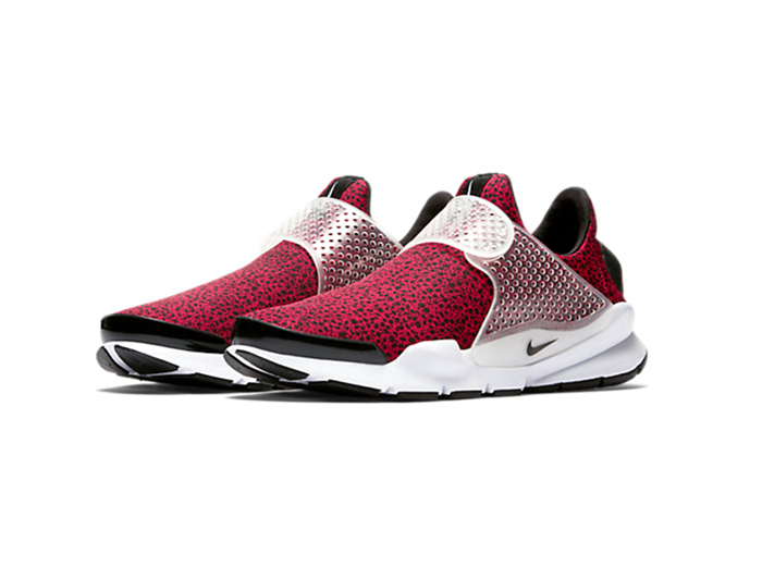 "Nike Sock Dart Safari Pack ""Gym Red/White"""