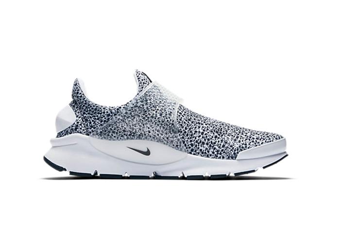 Nike Sock Dart Safari Pack «White/Black»
