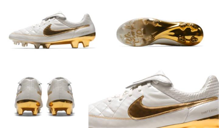 outlet store 2b0a1 9cfcf Nike Tiempo Legend, esencia Ronaldinho - Futback