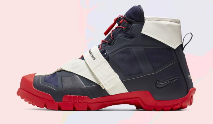 Conoce los nuevos cañonazos Undercover x Nike SFB Mountain