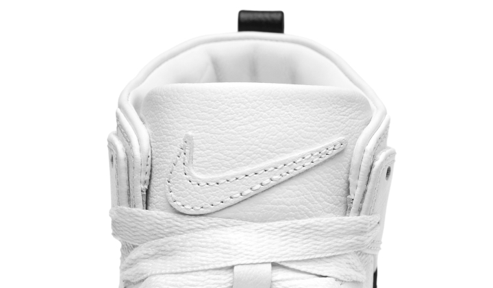 NikeLab Dunk Lux Chukka x Riccardo Tisci details