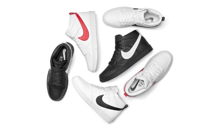 NikeLab Dunk Lux Chukka x Riccardo Tisci