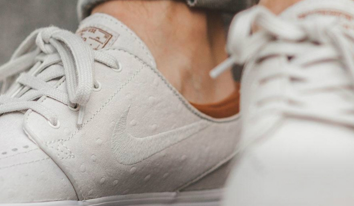 Nike Zoom Stefan Janoski L ivory
