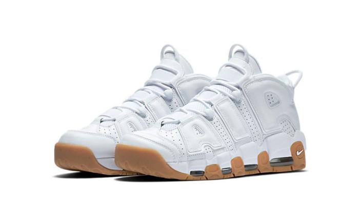 Las nuevas Nike Air More Uptempo