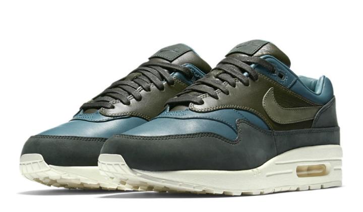 NikeLab Air Max 1 Pinnacle Collection iced-jade