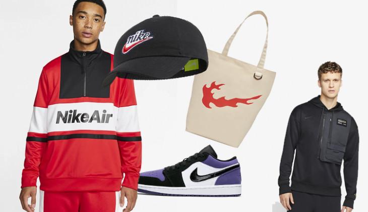 Novedades en Nike 2020 – Streetwear, accesorios y Sneakers