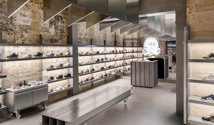 Así es la nueva tienda de Foot Patrol en Paris