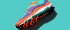 Nuevas Nike Air Max 98 Hyper Grape