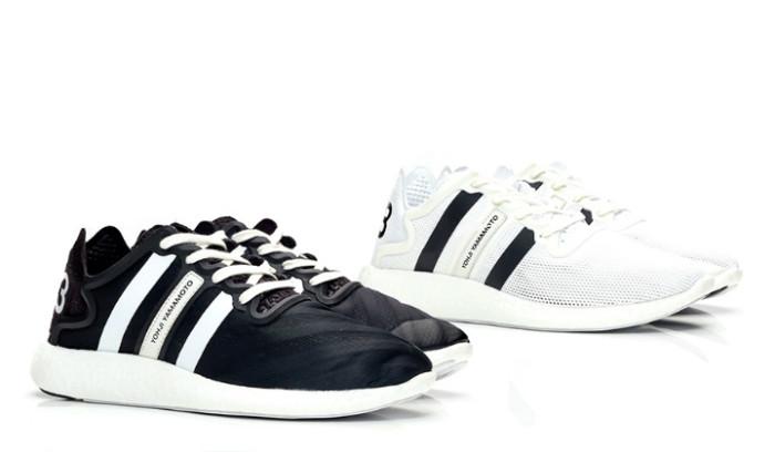 Nuevas Adidas Y-3 Yohji Run Boost